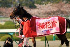 Gentildonna gewinnt The Oka-Sho (1000 Guineas, Gr. I, in Japan) mit Yasunari Iwata. www.shiashuji.com