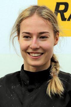 Christin Barsig 2019 in Dortmund. www.galoppfoto.de - Stephanie Gruttmann