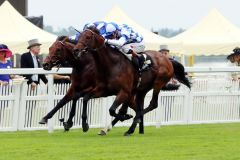 Al Kazeem gewinnt mit James Doyle die Prince of Wales's Stakes. Foto: www.galoppfoto.de - Frank Sorge