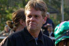 Axel Kleinkorres, Trainer, am 11.04.2010 in Düsseldorf. www.Dequia.de