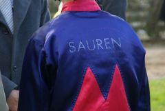 Renndress Eckhard Sauren. www.dequia.de