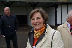 Dr. Ingeborg von Schubert, Besitzerin des Gestüts Ebbesloh. www.dequia.de