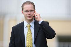 Klaus Eulenberger, Assistent der Geschäftsführung der BBAG. www.bbag-sales.de