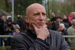 Miltcho Mintchev, Trainer, am 11.04.2010 in Düsseldorf. www.Dequia.de