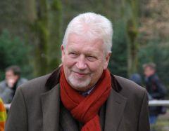 Peter-Michael Endres, Präsident Düsseldorf und Mitbesitzer Gestüt Auenquelle, in Düsseldorf, am 28.03.2010. www.dequia.de