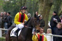Reine heureuse mit Pascal Jonathan Werning am 11.04.2010. www.Dequia.de