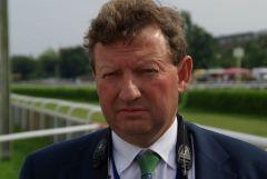 Mark Johnston - erfolgreicher Trainer in Middleham England. www.dequia.de