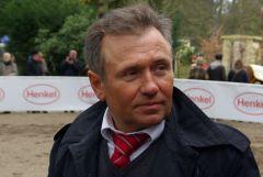 Waldemar Hickst am 11.04.2010 in Düsseldorf. www.Dequia.de