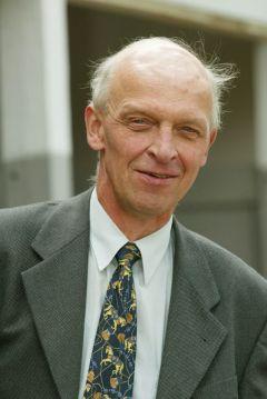 Besitzertrainer Reinhard Johannsmann. www.galoppfoto.de - Frank Sorge