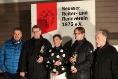 Siegerehrung (Foto: Dr. Jens Fuchs)