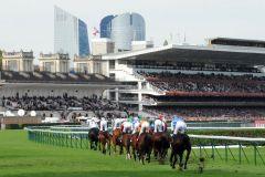 Die Rennbahn in Longchamp ist in die Jahre gekommen, ein kostenintensiver Umbau steht an. www.galoppfoto.de - Frank Sorge