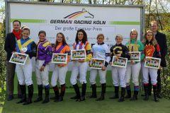 Siegerehrung im Excelsior-Preis, Fegentri-Rennen (Foto: Dr. Jens Fuchs)