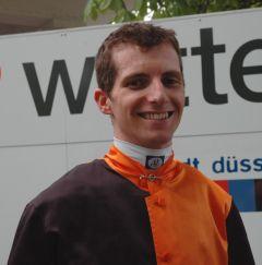 Fabien Lefebvre am 13.04.2014 in Düsseldorf. Foto Gabriele Suhr