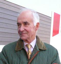 Hans Albert Blume am 26.12.2011 in Neuss (Foto Suhr)