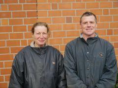 Marion und Walter Renggli. Foto: Trainingszentrum Warendorf