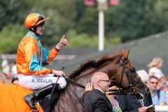 Thumbs up für die Sieger (Foto: Dr. Jens Fuchs)