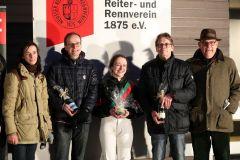 Siegerehrung für Mood Indigo Foto: Dr. Jens Fuchs