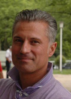 William Mongil am 18.07.2012 in Düsseldorf. Foto: Gabriele Suhr