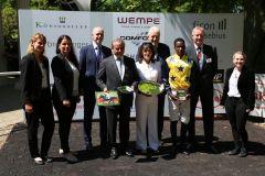 Team Wöhler zum zweiten (Foto. Dr. Jens Fuchs)
