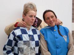 Sabrina Wandt, Paula flierman (Foto: Gabriele Suhr)