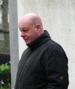Ralf Rohne am 29.01.2012 in Dortmund. Foto Karina Strübbe