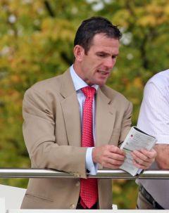 Paul Harley ist seit Anfang 2012 Trainer in Warendorf. www.galoppfoto.de
