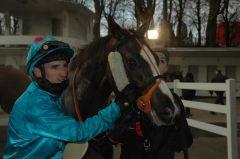 Sieger Birthday Prince mit Andrasch Starke (Foto Suhr)