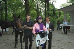 Macchiavelli mit Stephen Hellyn und Christian Trybuhl. Foto: Gabriele Suhr
