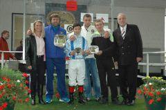 Siegerehrung mit Stefan Dobrev Radev, Bayarsaikhan Ganbat, Hans-Martin Schlebusch. Foto Gabriele Suhr