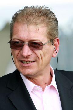 Trainer Werner Baltromei im Portrait. www.galoppfoto.de