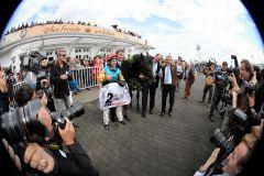 Im Fokus: Windstoß und sein Team. Foto: Dr. Jens Fuchs