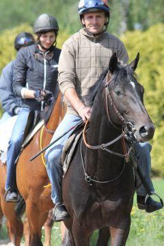 Sharivar Mai 2011  Foto: www.Rennstall-Woehler.de
