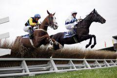 Drei Rennen werden am Donnerstag über die Hindernisse ausgetragen. Foto: www.galoppfoto.de - Frank Sorge
