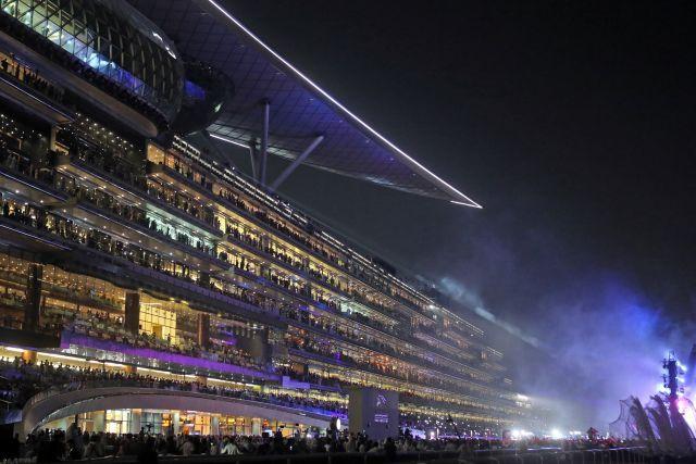 Der sportliche Höhepunkt am kommenden Donnerstag ist das Gr. II-Rennen für Stuten Cape Verdi. www.galoppfoto.de - Frank Sorge