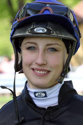 Sibylle Vogt. www.galoppfoto.de - Peter Heinzmann
