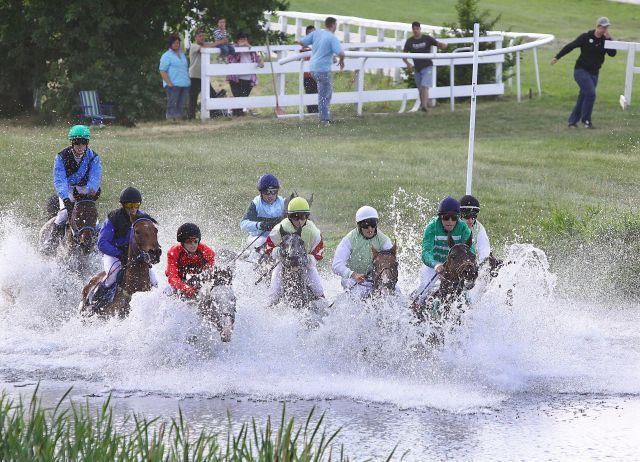Seejagdrennen & Superhandicaps in Bad Harzburg. Foto: Udo Epping