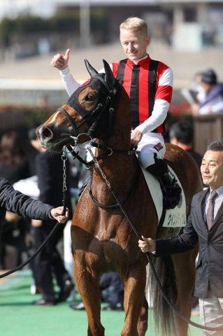 Erster Sieg für Filip Minarik in Japan mit Win Medium. Foto: Manabu Miura