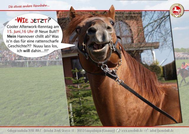 Einladung der humorvollen Art. www.neuebult.com