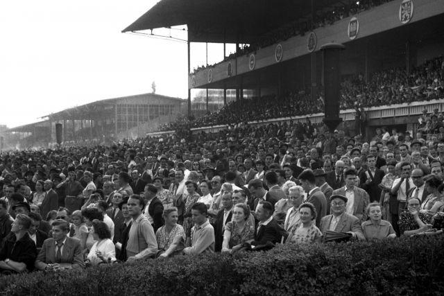 Hoppegarten September 1957...