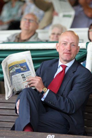 Jens Hirschberger im Porträt Foto: www.galoppfoto.de