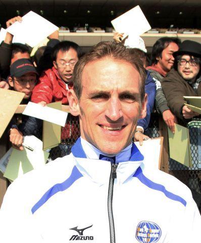 Andrasch Starke steht vor dem Gewinn seines sechsten Jockeychampionats Foto: www.galoppfoto.de