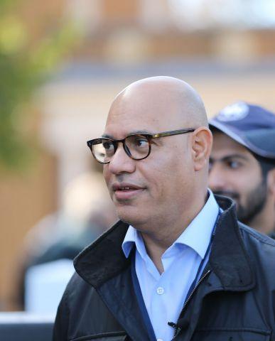 Amer Abdulaziz Salman. Foto: Tattersalls