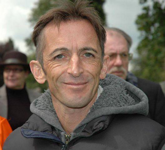 Hat nach seiner Rückkehr aus Macao nun ein neuens Engagement: Jockey Andreas Helfenbein. Foto: Gabriele Suhr