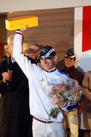 Filip Minarik wird Jockeychampion 2011. www.galoppfoto.de - Gruttmann