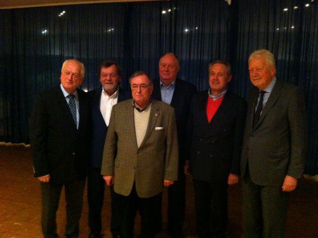 Das neue Mülheimer Führungsteam. Foto: Dequia