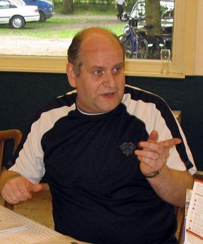Günter Reiners, der Begründer des Tippspielforum verstarb 2010, ihm zu Ehren gibt es am 13.03.2011 ein Gedächtnisrennen in Neuss. Foto: Gabriele Suhr