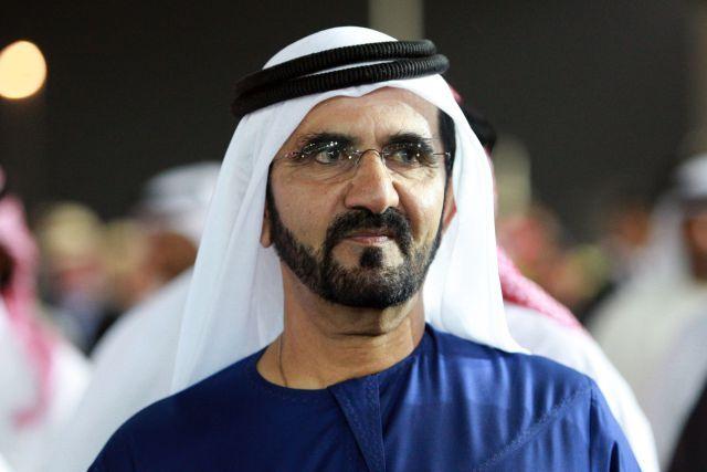 Sheikh Mohammed bin Rashid al Maktoum. www.galoppfoto.de