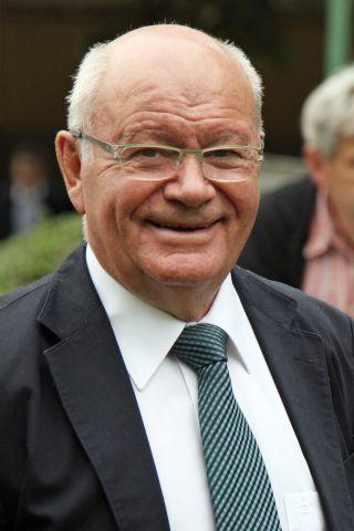Verstarb im Alter von 75 Jahren: Trainer Norbert Sauer. www.galoppfoto.de - Sabine Brose