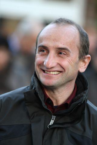 Trainer Roland Dzubasz im Portrait. www.galoppfoto.de - Peter Heinzmann