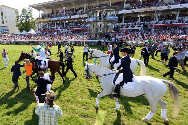 Am Sonntag startet die Derby-Woche in Hamburg-Horn